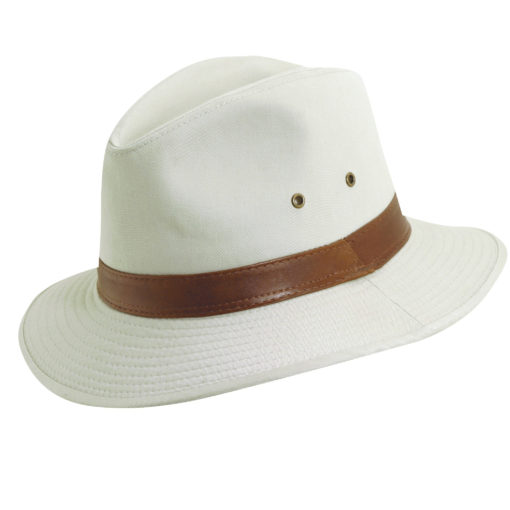 water repellent garment washed twill safari hat explorer