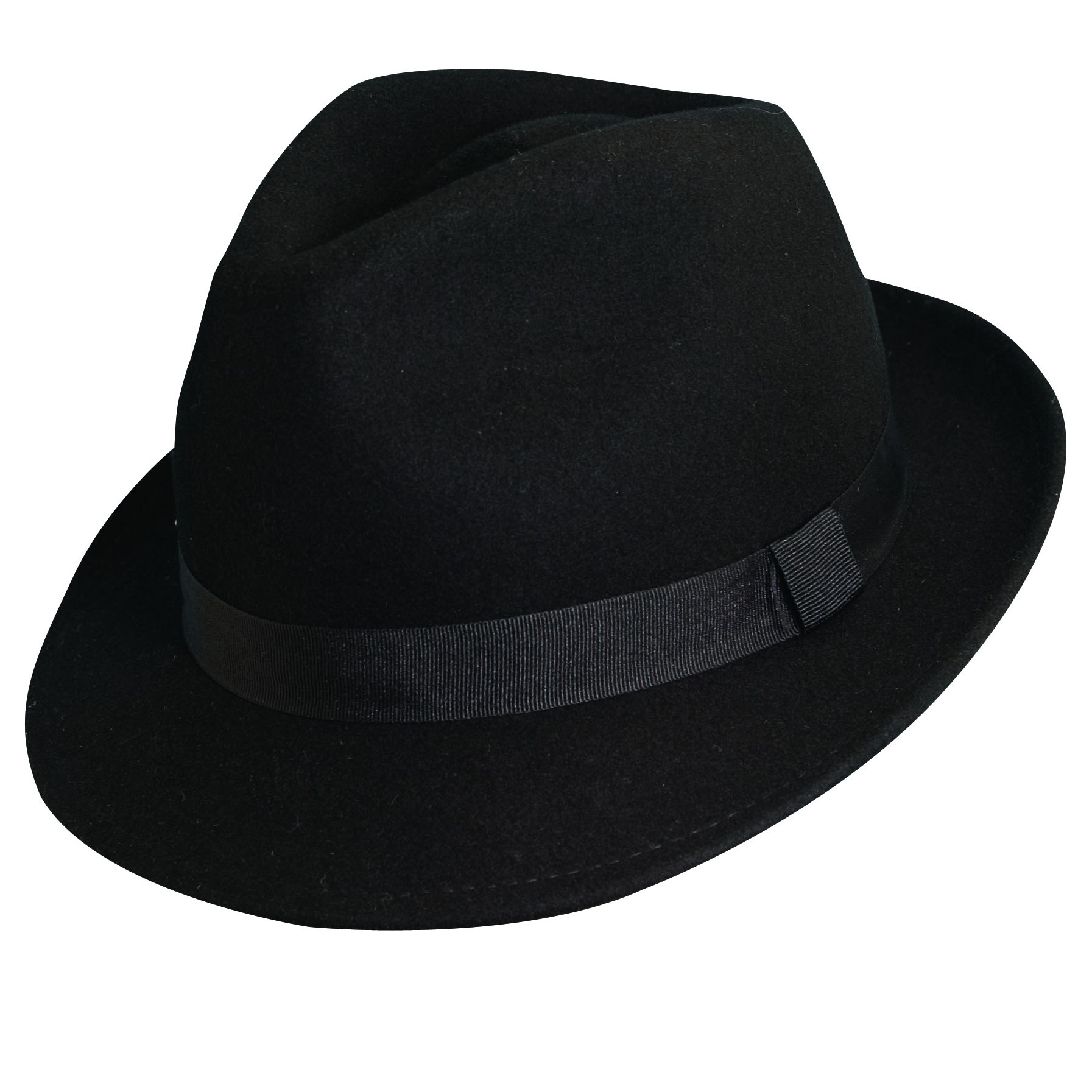 Indiana Jones Crushable Wool Fedora Hat Indiana Jones Crushable Wool