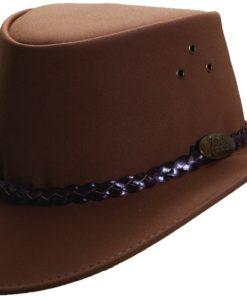 Mushroom Jacaru Faux Suede 'Ranger' Hat