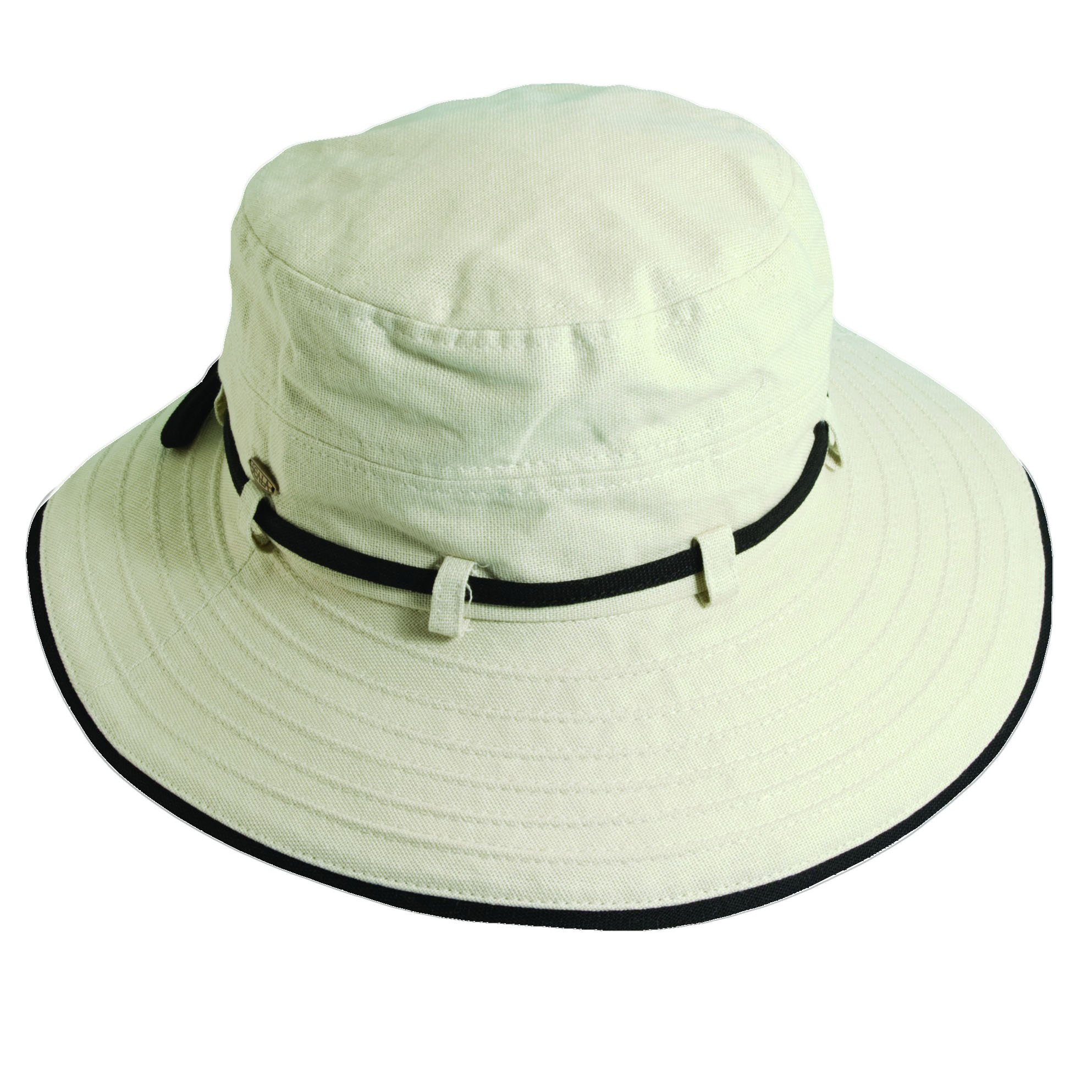 Deluxe Cotton Sun Hat Natural 78ae716bdcc6