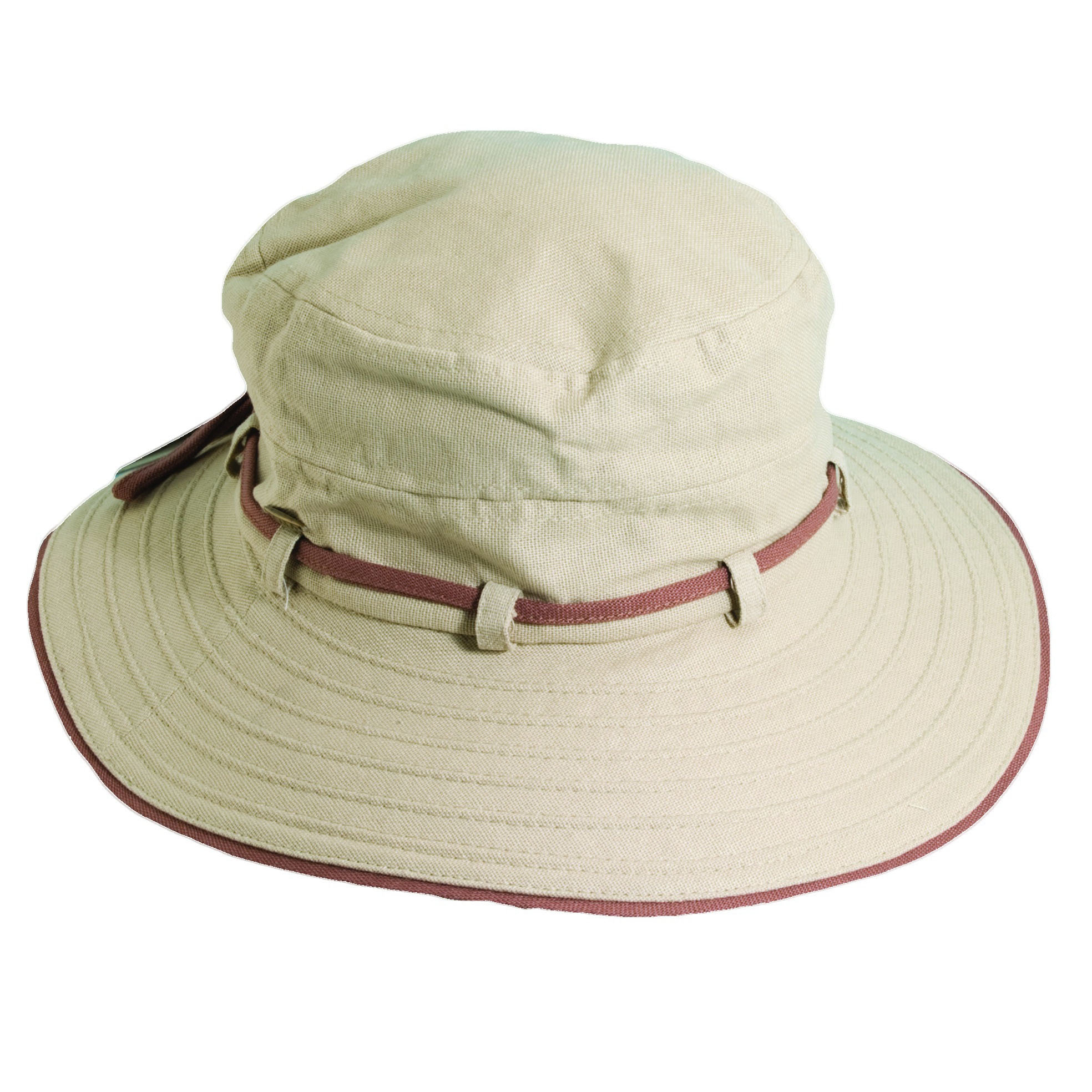 Identical to the Scala Lanikai, but, with a small brim, the Lahaina is made from % cotton canvas, this hat breathes and easily packs up into a bag or suitcase. The kettle edge brim when turned down provides the ultimate sun protection. The square crown is completely lined in cotton poplin/5(32).