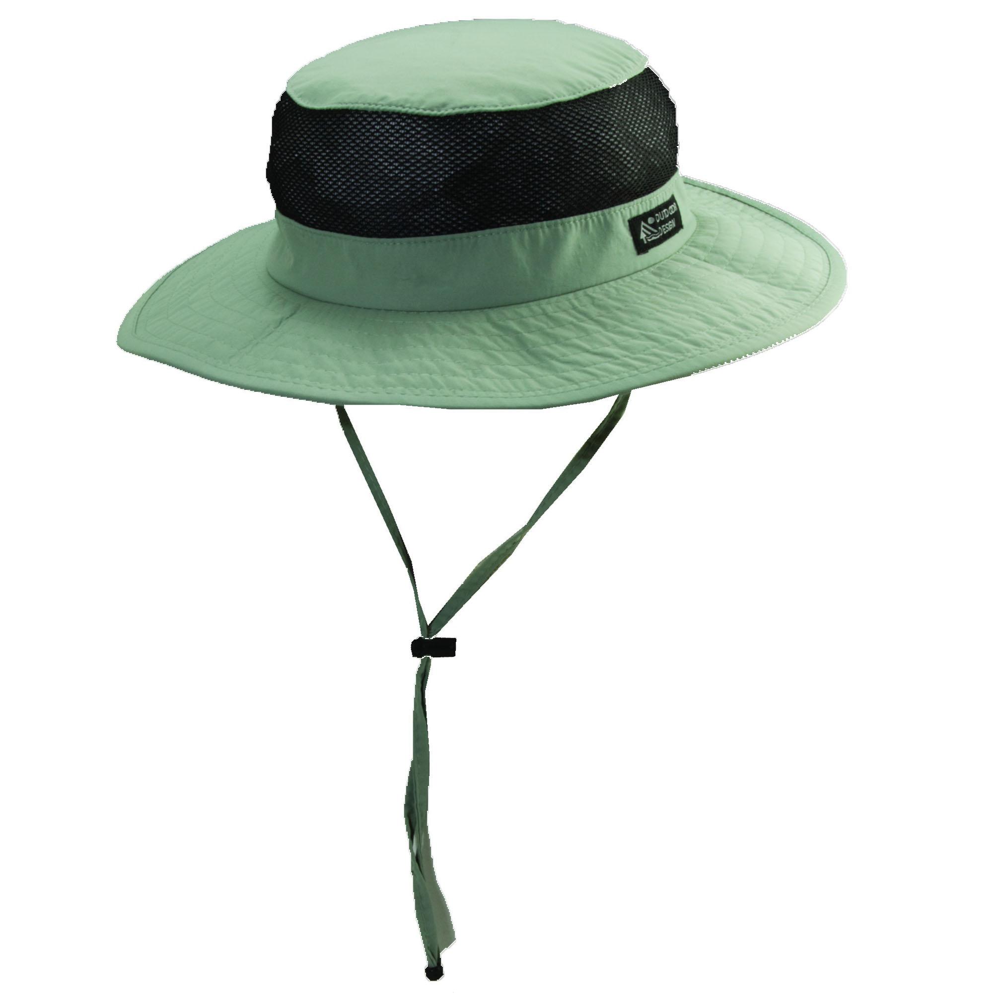 0b812ed02fc42 Supplex Nylon Boonie Hat with Mesh Sidewall Sage