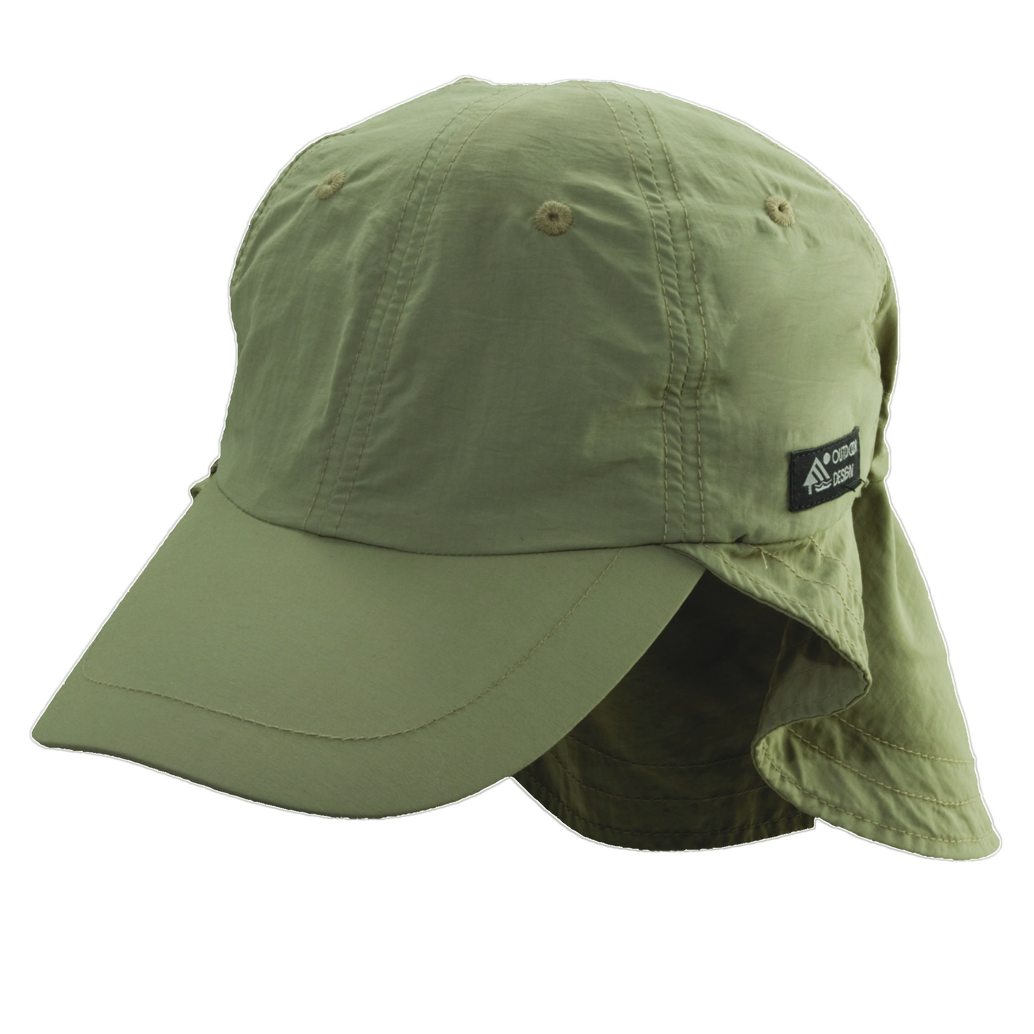 11c1584d14173 Supplex Nylon Fishing Cap