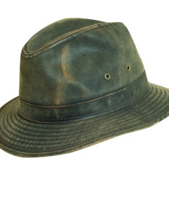 Weathered Cotton Safari Hat