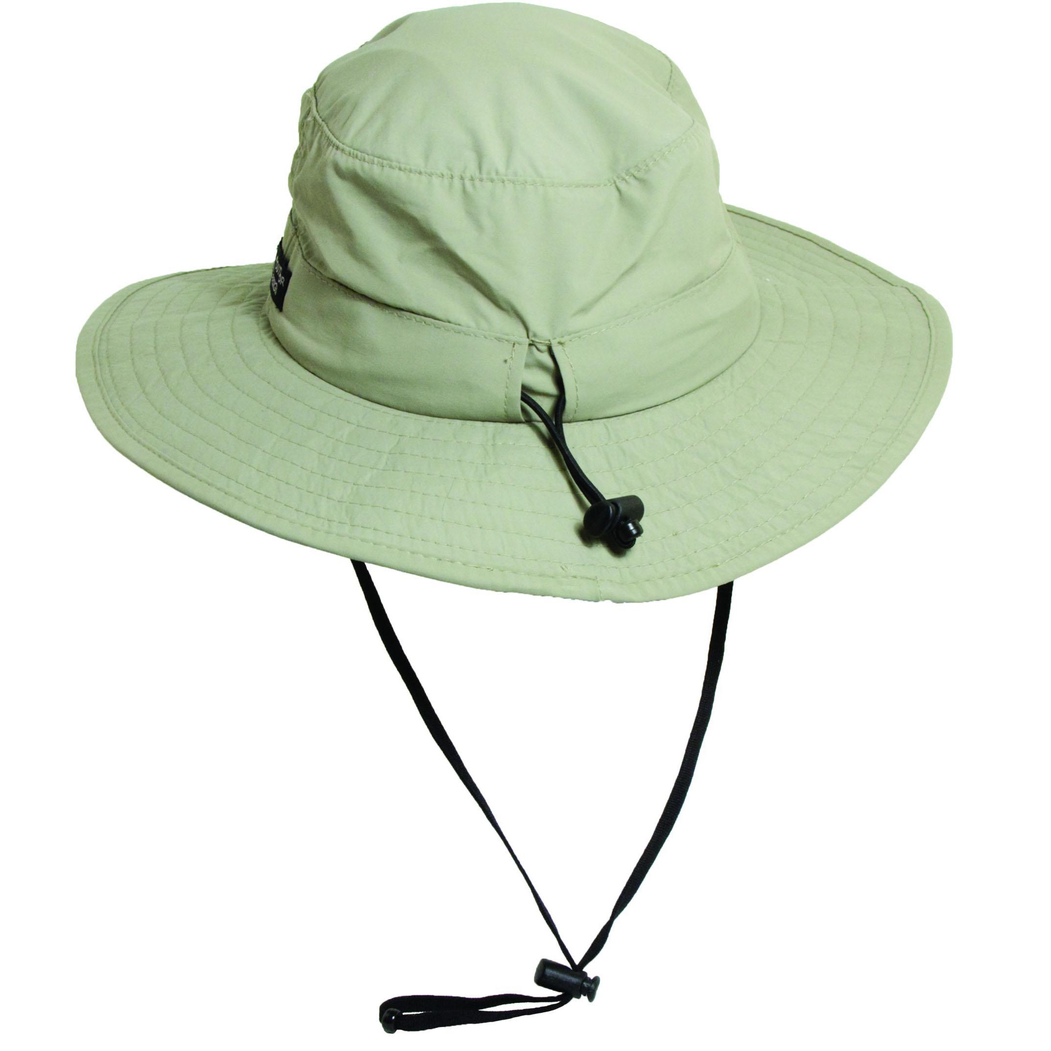 9cf9f9a8d27d6 Supplex Nylon Boonie Hat Khaki