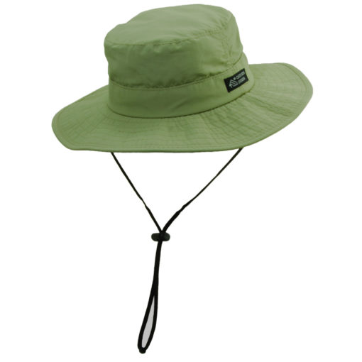 Supplex Nylon Boonie Hat Khaki