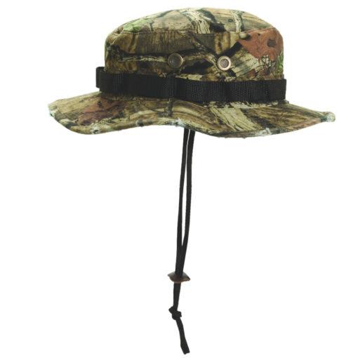 Mossy Oak Infinity Boonie Hat with Web Trim