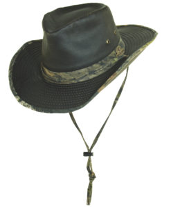 Mossy Oak Weathered Cotton Outback Hat