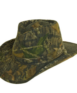 Mossy Oak Outback Hat with Shapeable Brim - New Breakup
