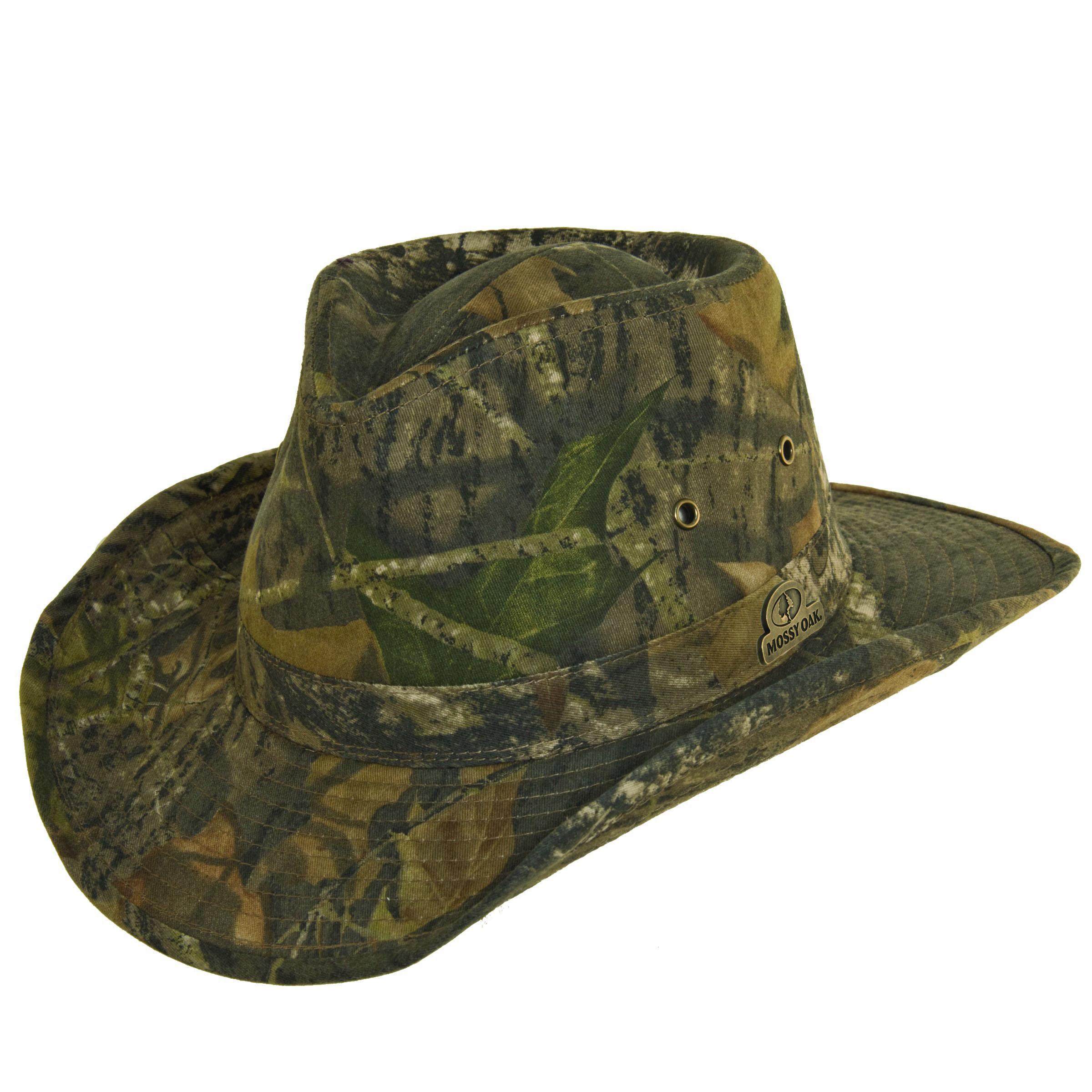 af77737d794b72 Mossy Oak Outback Hat with Shapeable Brim | Explorer Hats