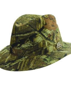 Mossy Oak Safari Hat with Shapeable Brim Infinity