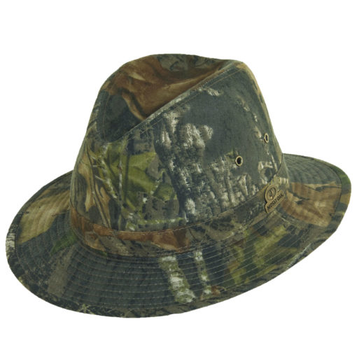 Mossy Oak Safari Hat with Shapeable Brim New Breakup