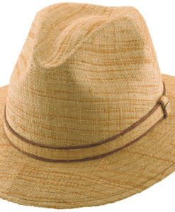 Tea Organic Raffia Safari Hat