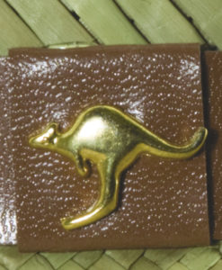 Kangaroo Badge
