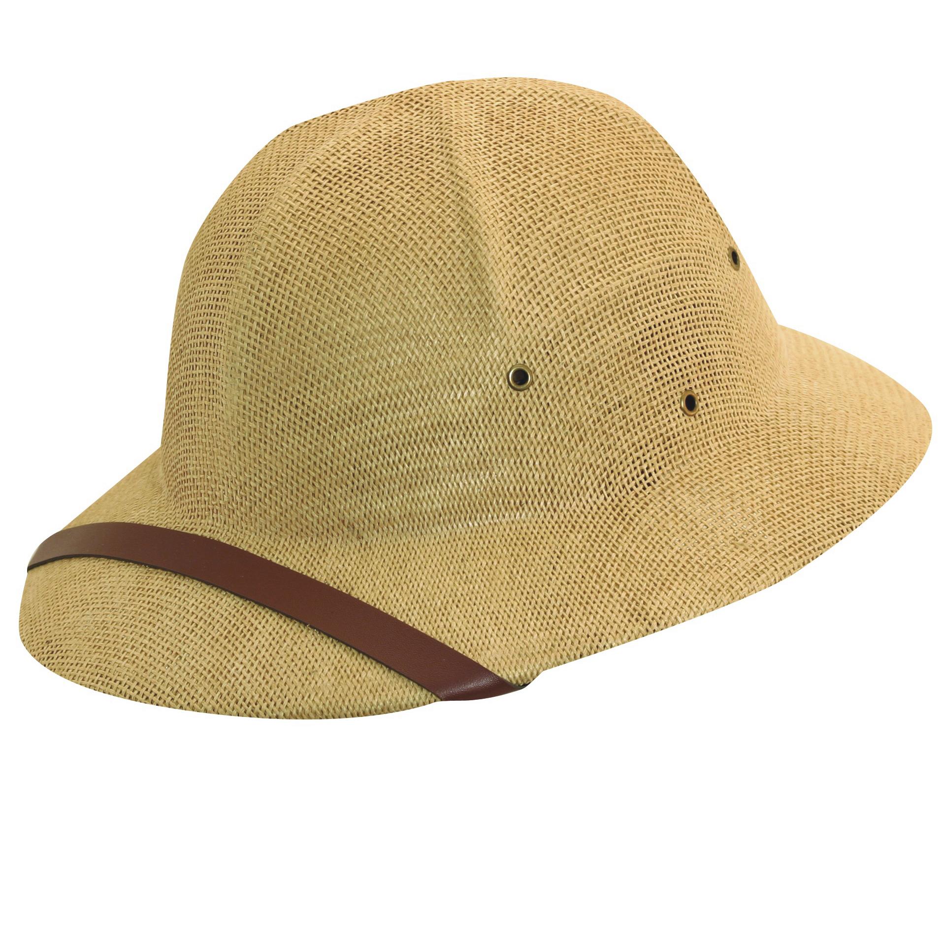 DPC Twisted Fine Toyo Pith Helmet | Explorer Hats