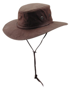 Oil Cloth Boonie Hat