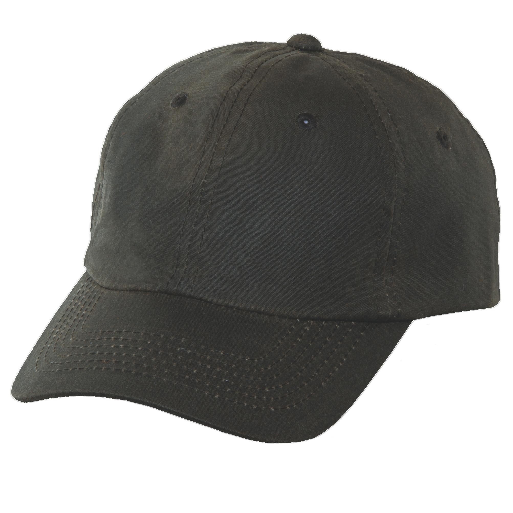 Oil Cloth Ball Cap Explorer Hats