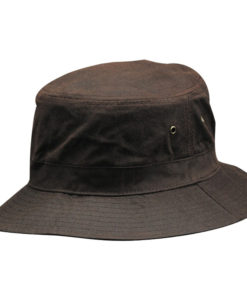 Oil Cloth Bucket Hat