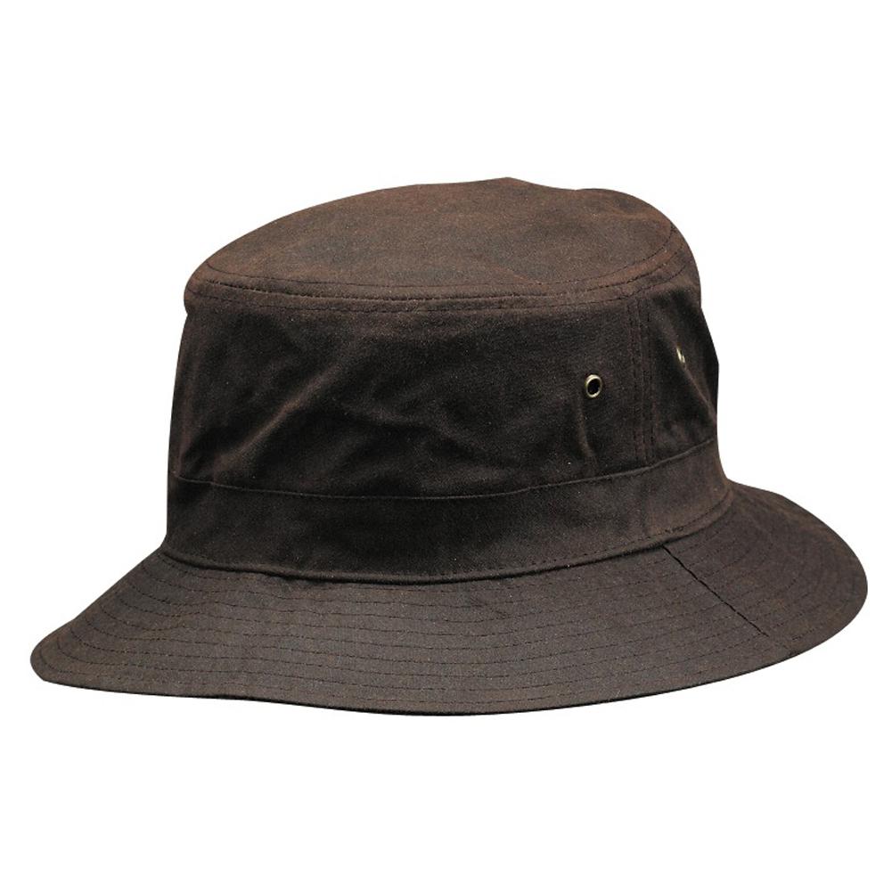 Oil Cloth Bucket Hat | Explorer Hats