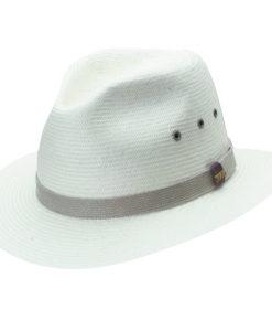 Toyo Safari Hat with 3-Pleat Cotton Trim