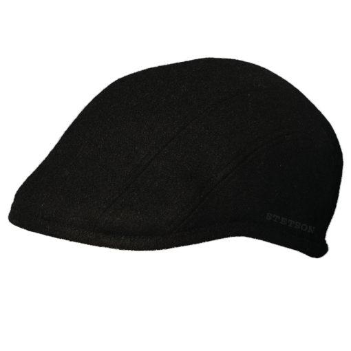 Wool Blend Packable Ivy Black