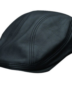 Stetson Oily Timber Ivy Cap Black