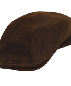 Stetson Oily Timber Ivy Cap Brown