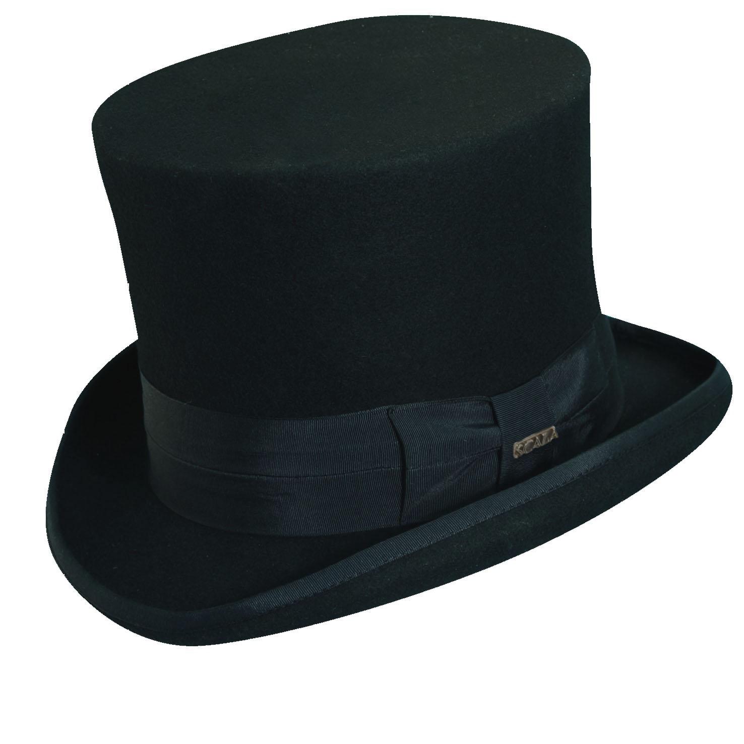 Black Top Hats 108